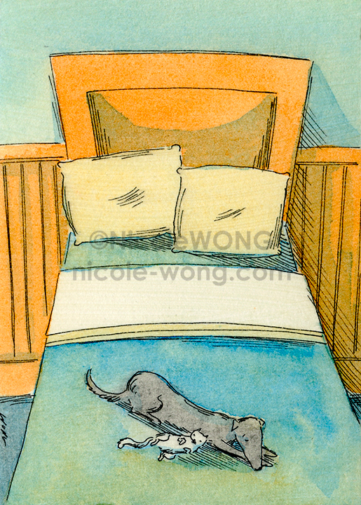eBay.aceo.Bed-buddies