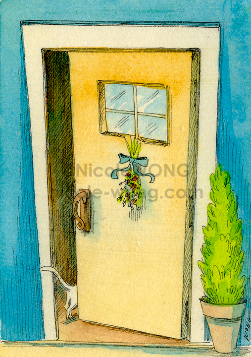 eBay.aceo.Walking-in