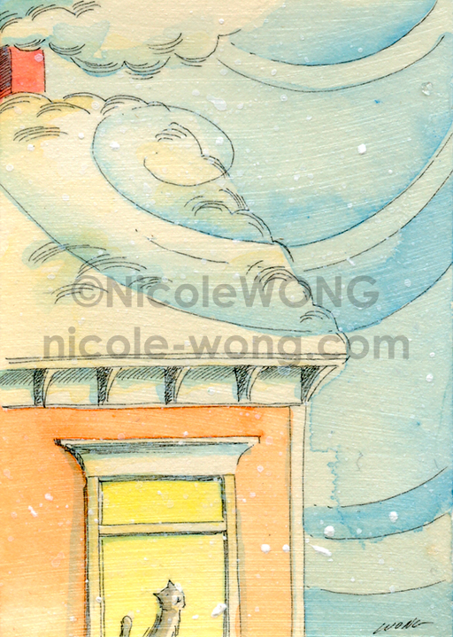 ebay.aceo.Cold-outside