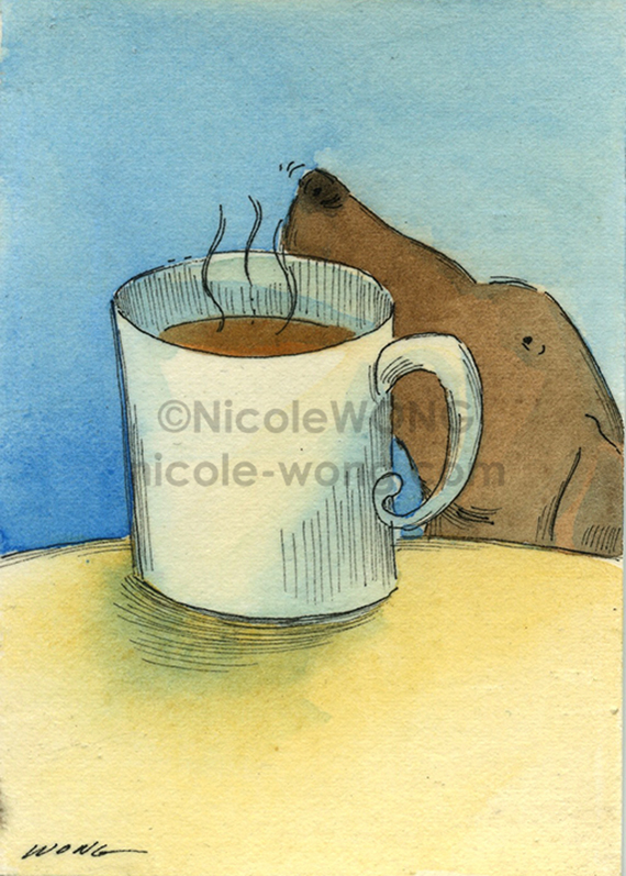 etsy.aceo.Coffee-smells-good
