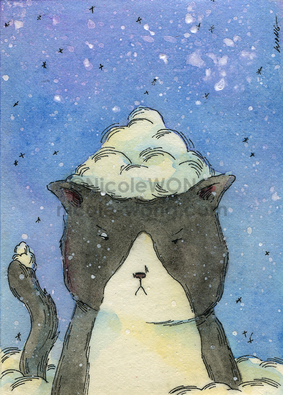 etsy.aceo.Too-much-snow