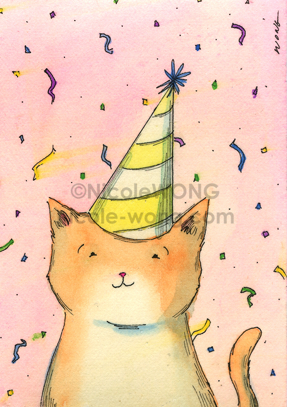 etsy.aceo.Happy-Birthday