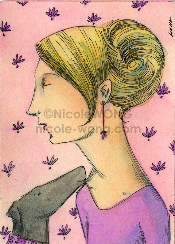 etsy.aceo.Friends