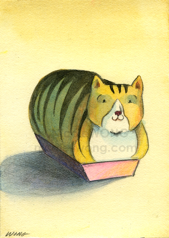 etsy.aceo.Fat-tabby-cat