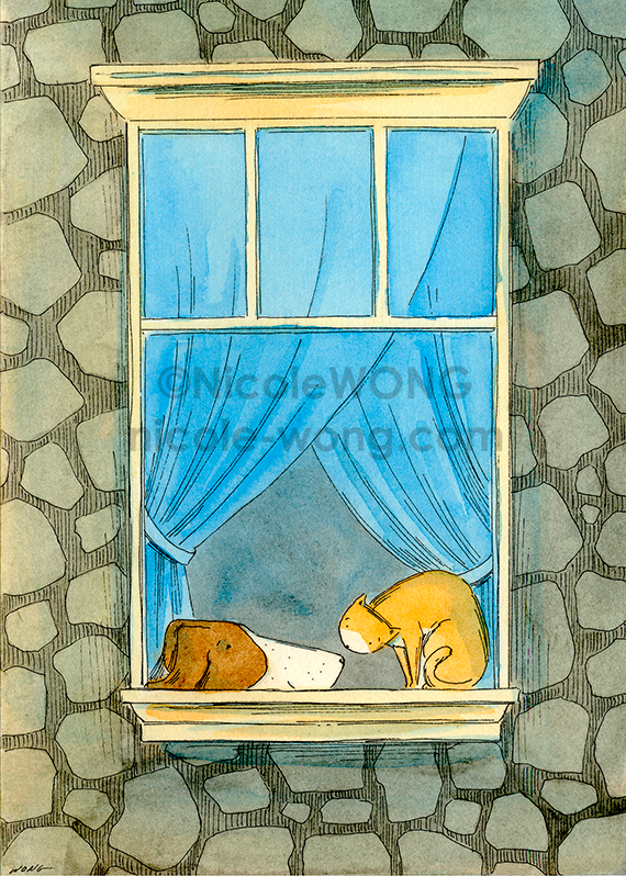 5x7.Window-friends