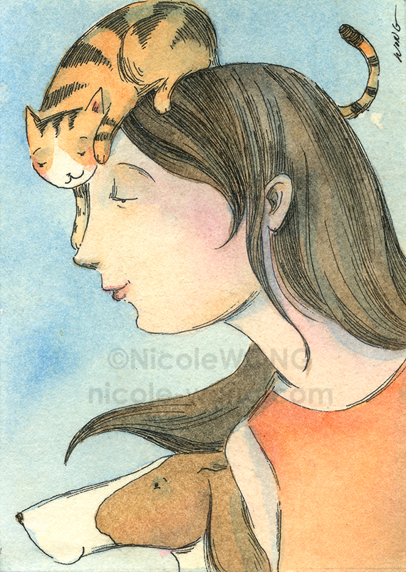 etsy.aceo.Friendship
